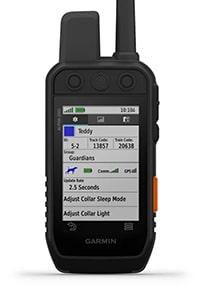 Новая Garmin Alpha 200i с ошейником TT15