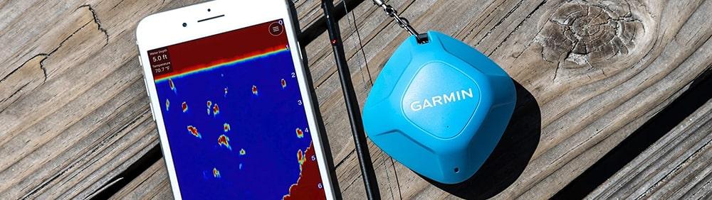 Забрасываемый гидролокатор STRIKER™ Cast c наличием GPS
