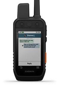 Навигатор Garmin Alpha 200i с ошейником TT15 для собак