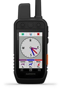 Garmin Alpha 200i с ошейником TT15 для поиска и отслеживания собак