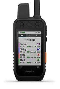 Новинка! Навигатор для отслеживания собак Garmin Alpha 200i с ошейником TT15