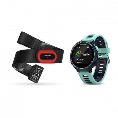 Forerunner 735XT run bundle  бирюзовые